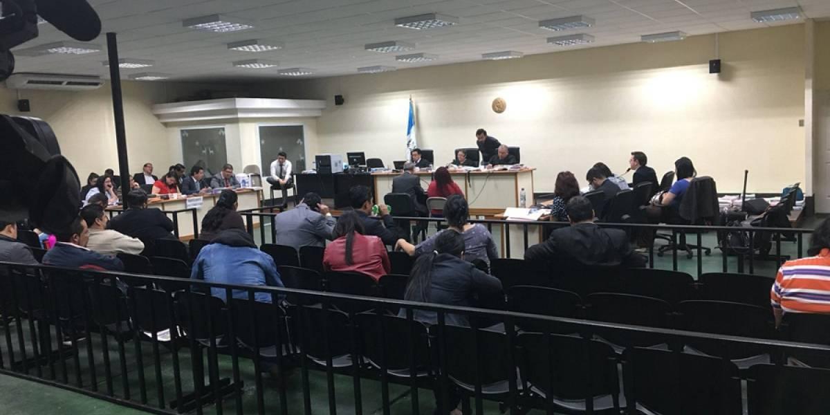 """Testigo revela en debate los eventos del caso """"Botín"""""""