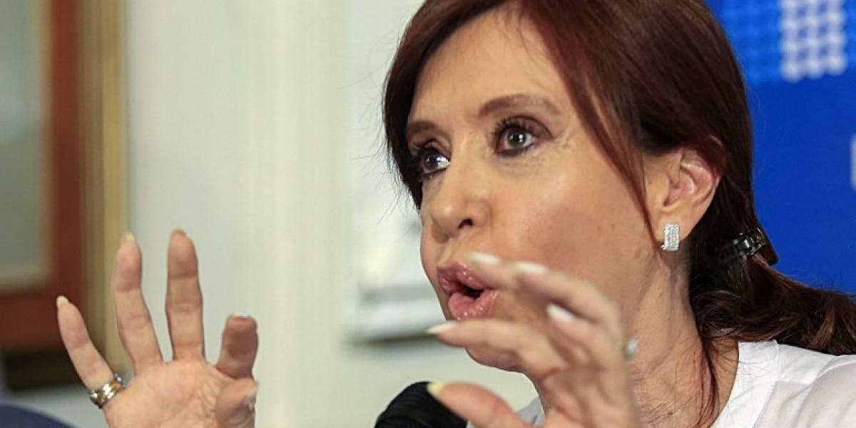 VIDEO. Cristina Kirchner responde al pedido de desafuero y detención en su contra
