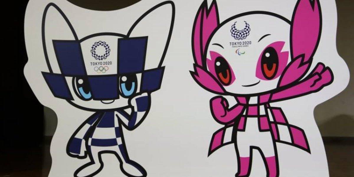 Presentan mascotas finalistas para Juegos Olímpicos de Tokio 2020