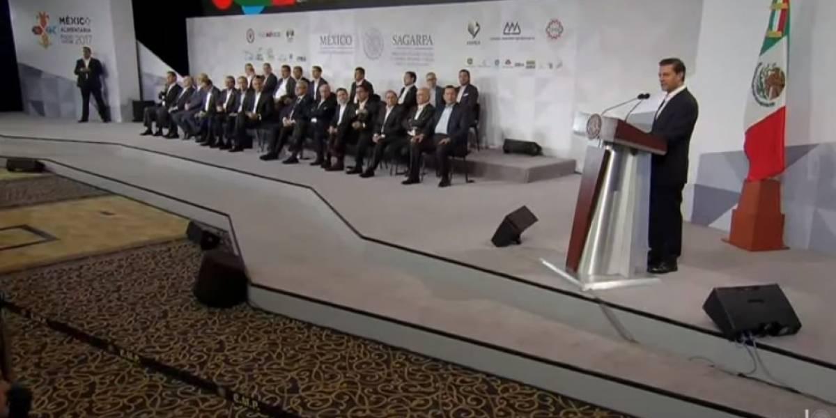 México se consolida en producción alimentaria