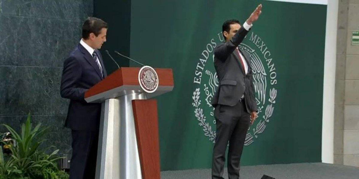 Mikel Arriola renuncia como director del IMSS; lo sustituye Tuffic Miguel Ortega