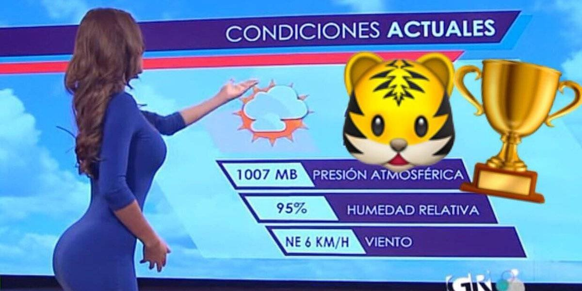Yanet García deja su sensual pronóstico para la Final Regia