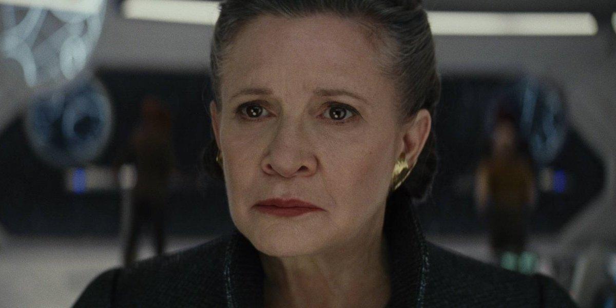 """Carrie Fisher en su última entrevista: """"'Star Wars' se trata de la familia"""""""