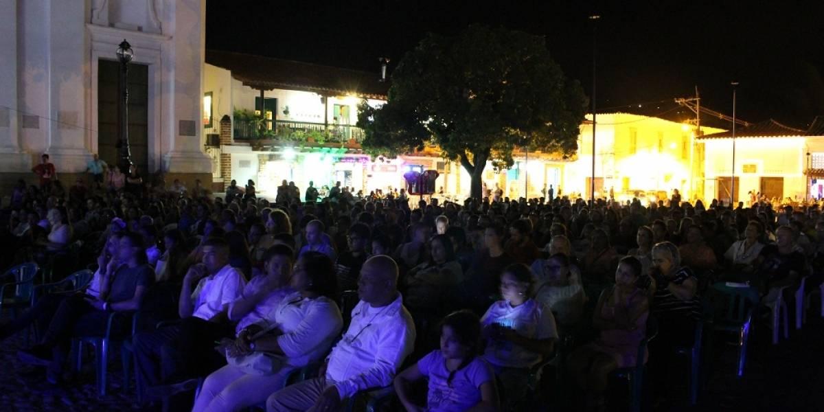Arrancó el XVIII Festival de Cine en Santa Fe de Antioquia