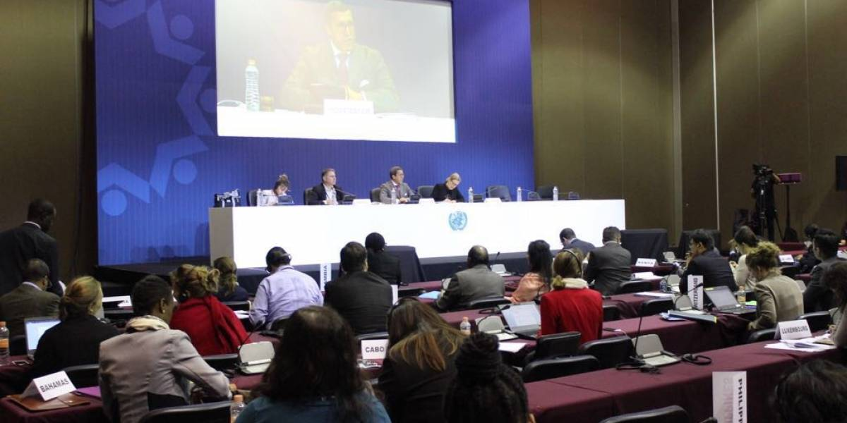 SRE destaca avance en discusiones para Pacto Mundial de Migración en la ONU