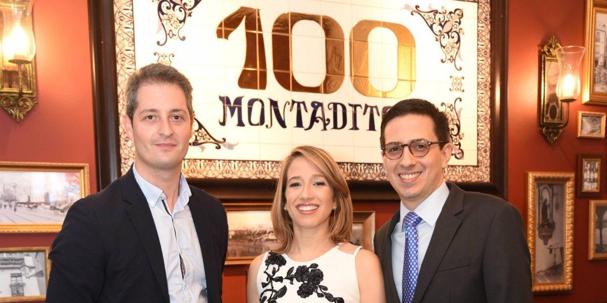 100 Montaditos inauguró su primer local en el país
