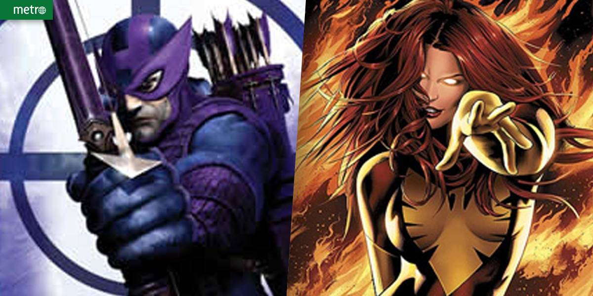 CCXP 2017: Marvel Comics promete novidades e retorno do Gavião Arqueiro e da Fênix Negra