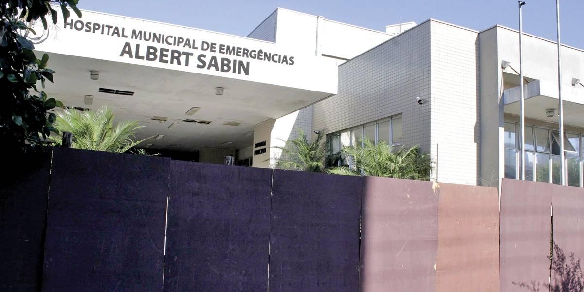 Obra em hospital fechado há 3 meses em São Caetano só começa em janeiro