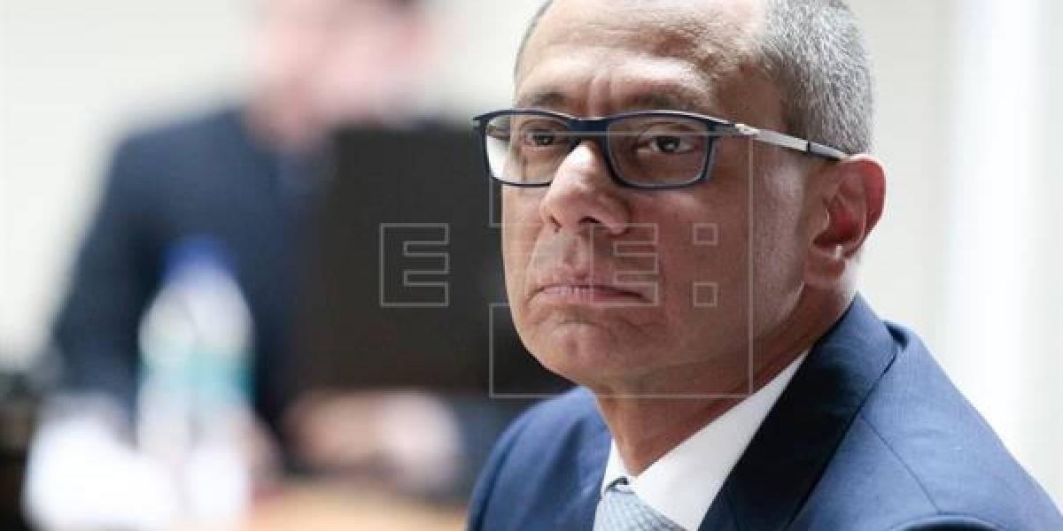 Odebrecht: Fiscal pide 6 años de cárcel para Jorge Glas