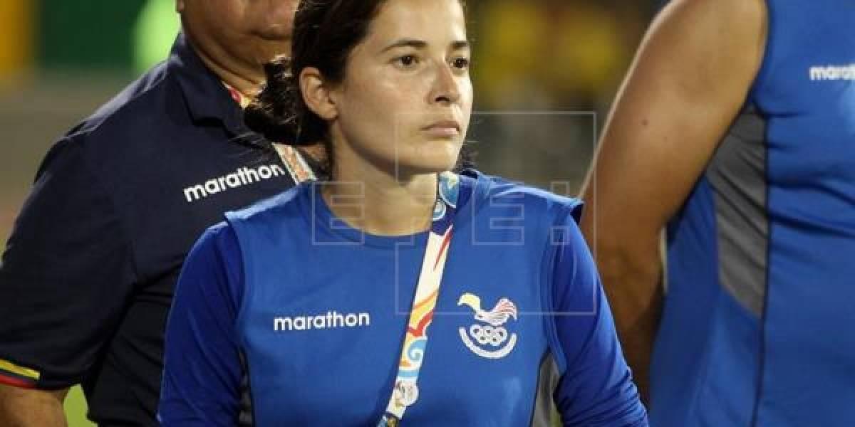 Ecuador femenino peleará cupo a Mundial de Francia