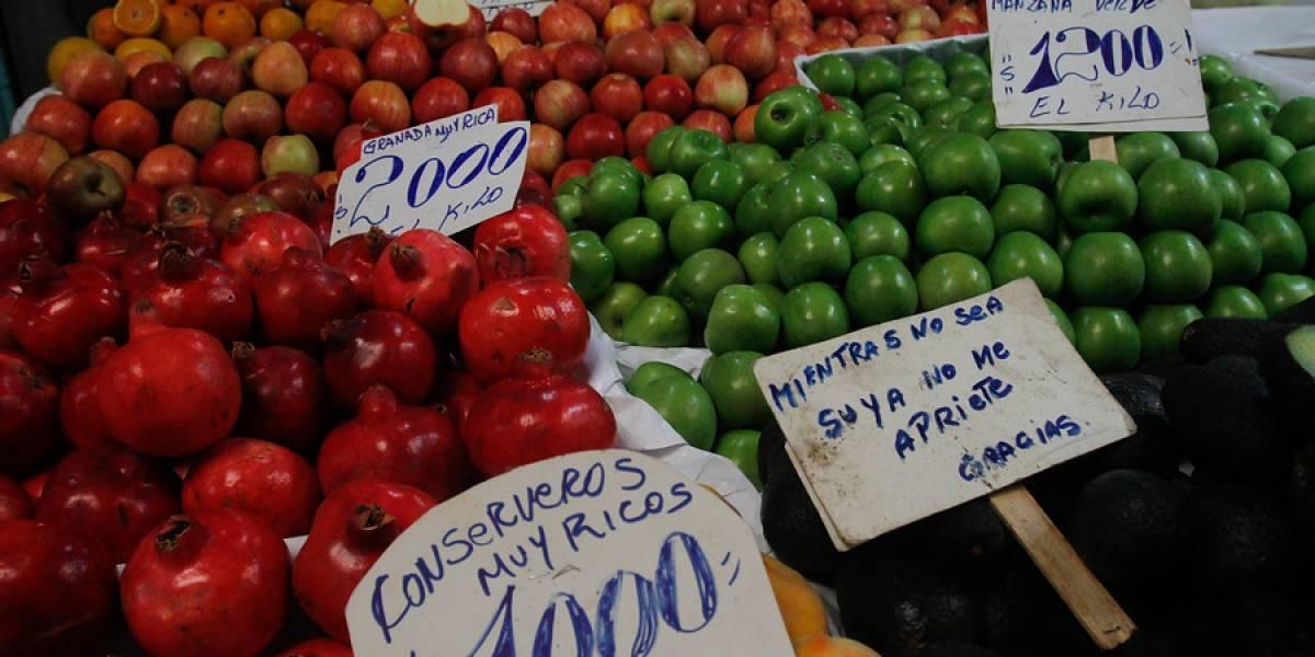 IPC de noviembre anotó variación de 0,1% impulsado por alimentos