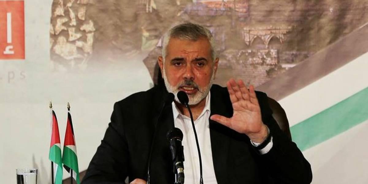 Hamás llama a los palestinos a empezar una tercera Intifada luego de que Trump reconociera a Jerusalén como capital de Israel