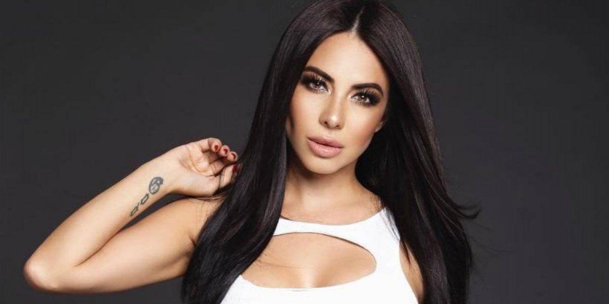 Jimena Sánchez quiere lucir como Kim Kardashian y esta foto lo comprueba