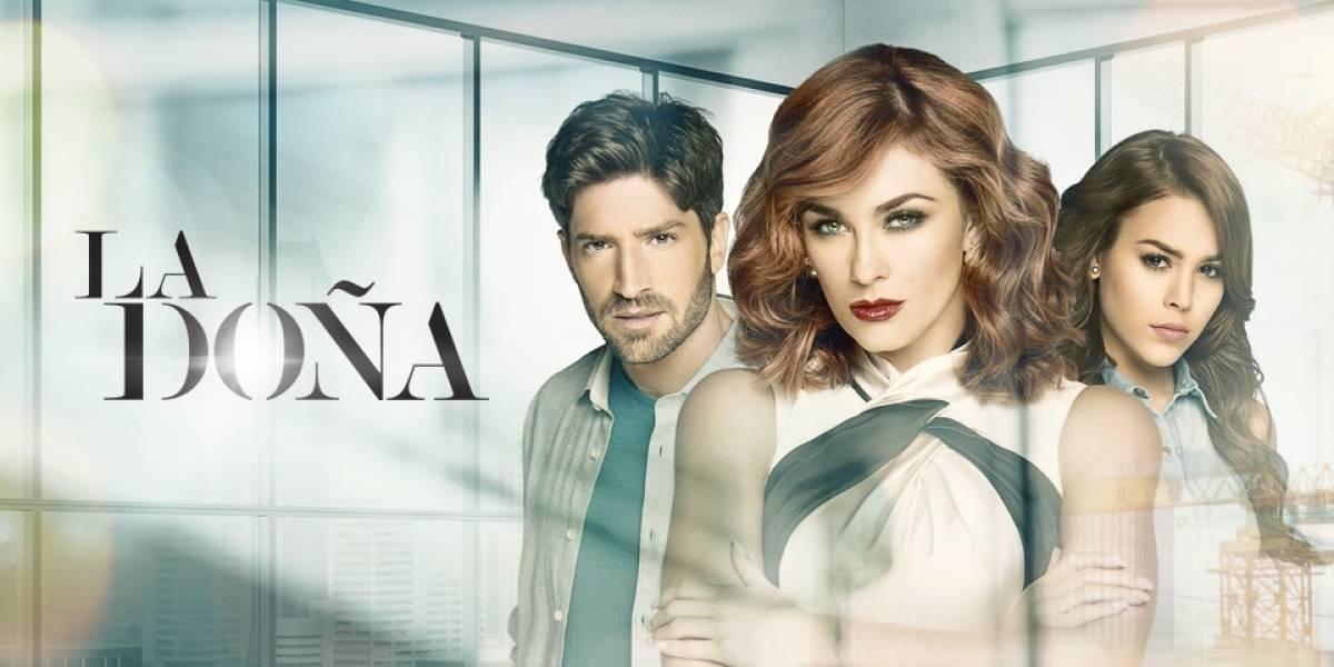 'La Doña' llega a Teleamazonas el próximo lunes 11 de diciembre