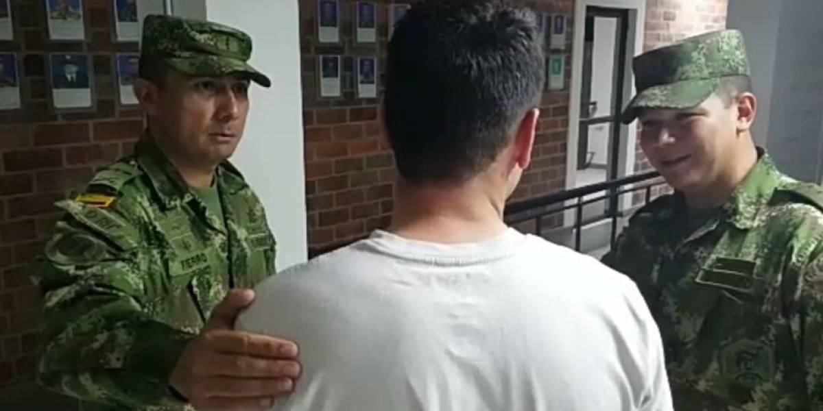 Así fue la liberación en tiempo récord de un ganadero secuestrado en Antioquia