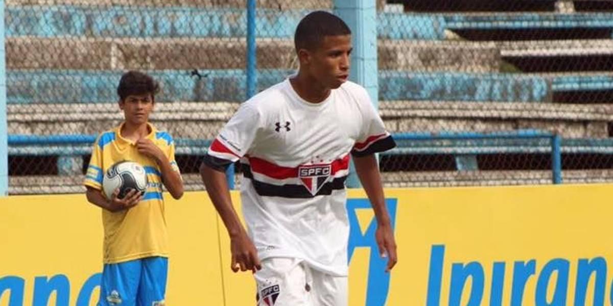 São Paulo teme perder jovem promessa da base