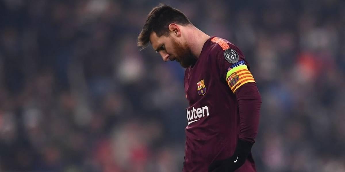 Messi pone en duda su retiro en Newell's por una preocupante razón