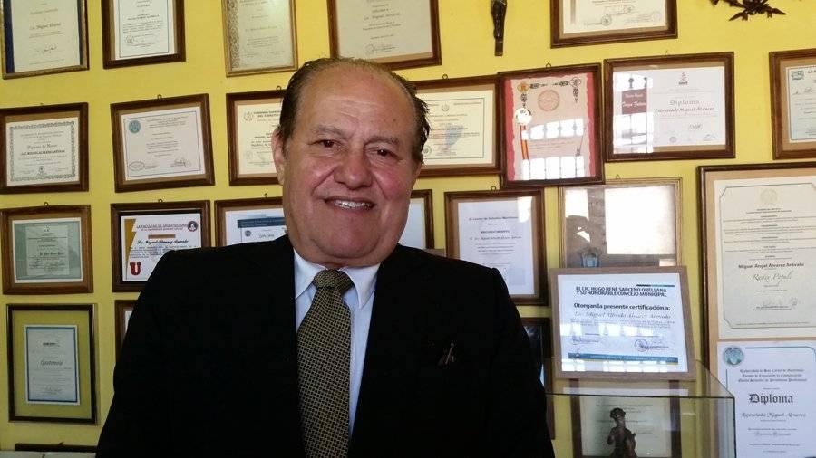 Miguel Álvarez Arévalo