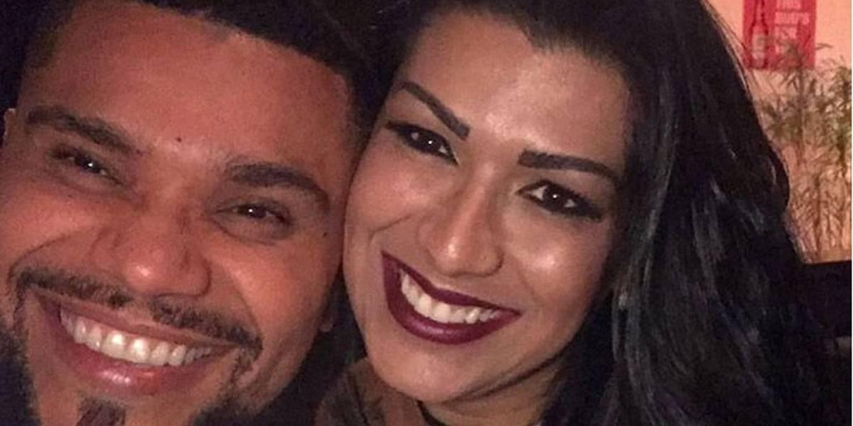 Ellen Cardoso deixa Naldo ver a filha e faz novo desabafo nas redes sociais