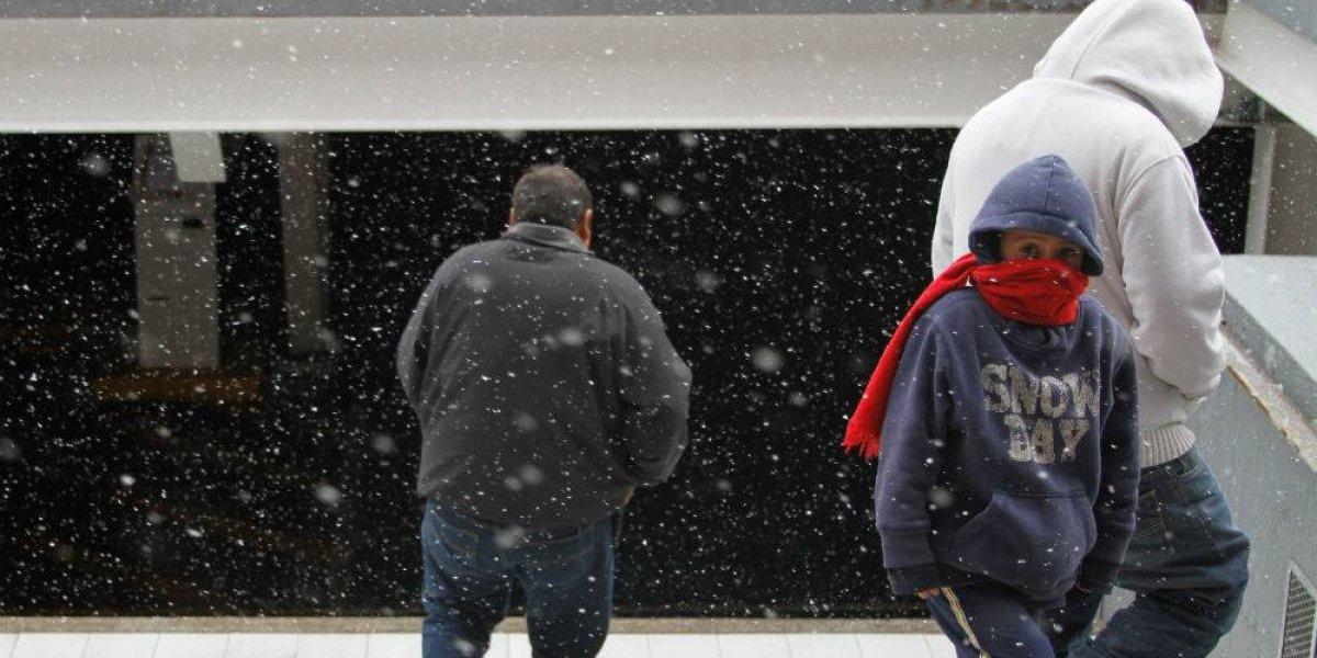 Coahuila y Chihuahua registran primeras nevadas; temperaturas seguirán bajando