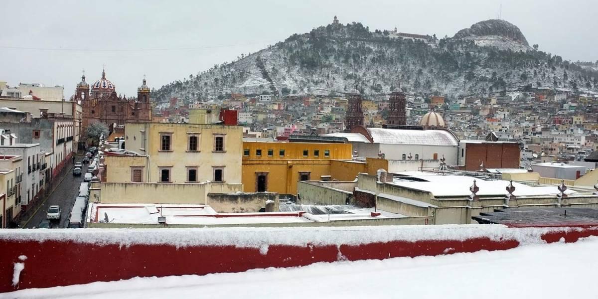 Tormenta invernal provocará nevadas en el norte del país