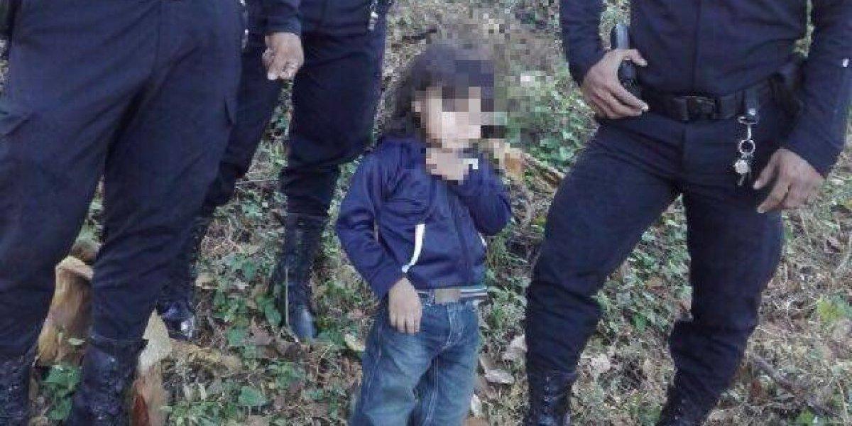 Niño de 4 años desaparecido es hallado con vida en Villa Canales