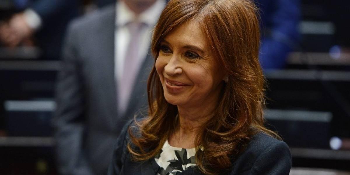 """Piden prisión de Cristina Kirchner por """"traición a la patria"""""""