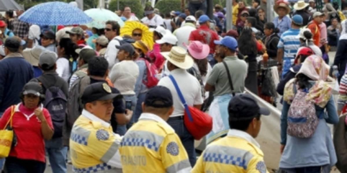 Marcha provocará cierres viales en la Ciudad de México