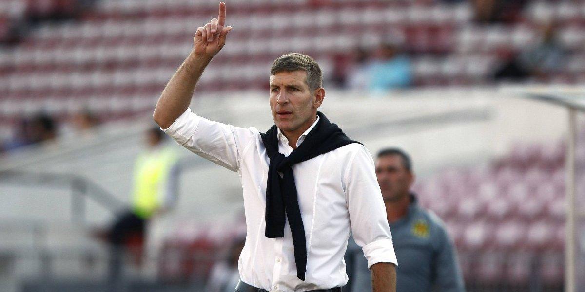 """Palermo no baja los brazos en Unión: """"Si pensamos que Colo Colo tiene el título ganado sería un error"""""""