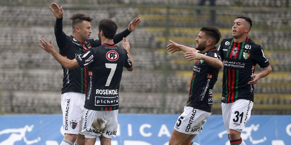 Final en La Cisterna: Palestino y Wanderers ya tienen estadio para el partidazo del domingo