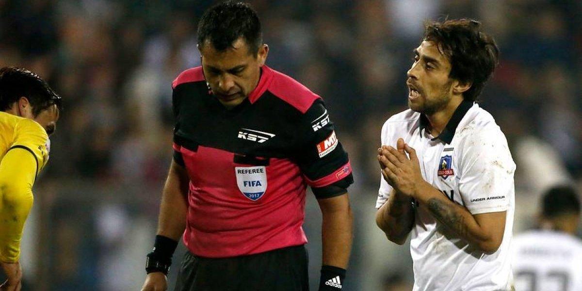 Bascuñán a Colo Colo, Gamboa a Unión y Osorio a la U: los árbitros de la última fecha del Transición
