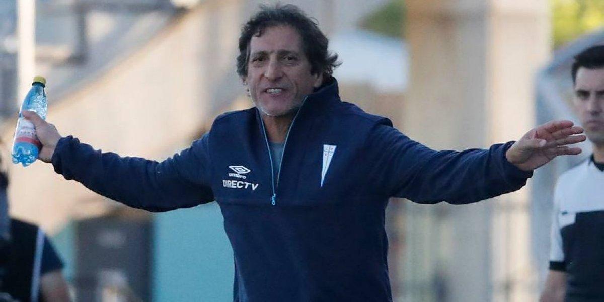 """Mario Salas le hace un guiño al fútbol peruano: """"No me cierro a ninguna posibilidad"""""""
