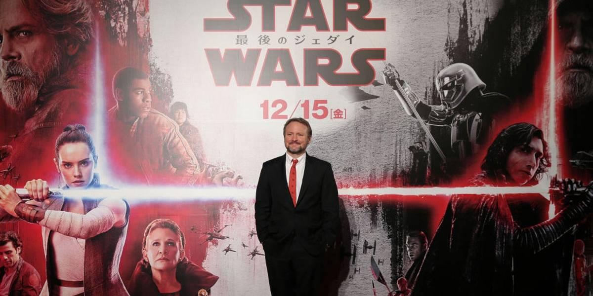 Diretor e roteirista Rian Johnson expandirá 'Star Wars' em nova trilogia