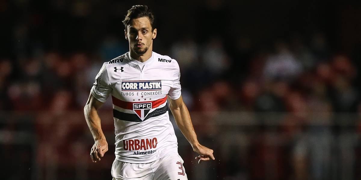 São Paulo garante não ter proposta do Zenit por Rodrigo Caio
