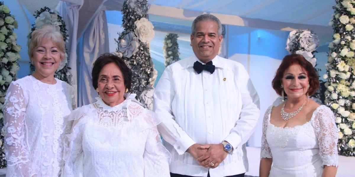 Rotary celebra fiesta en honor a San Andrés