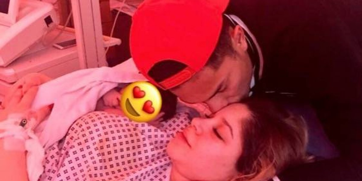 Nace hijo del defensor Carlos Salcedo en Alemania