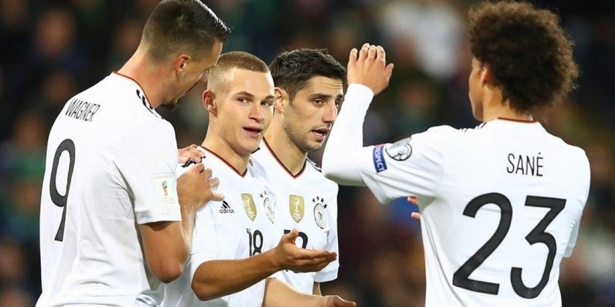 Se dan a conocer las cabezas de serie para sorteo de la Liga de Naciones