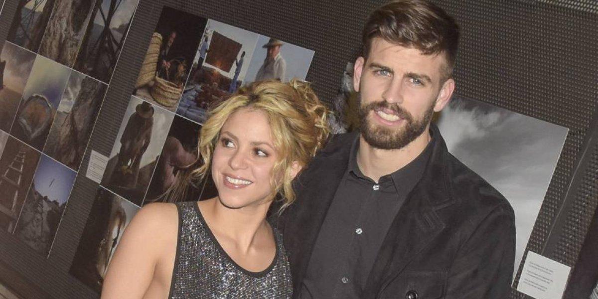 Shakira calla los rumores de una crisis con Piqué con esta foto