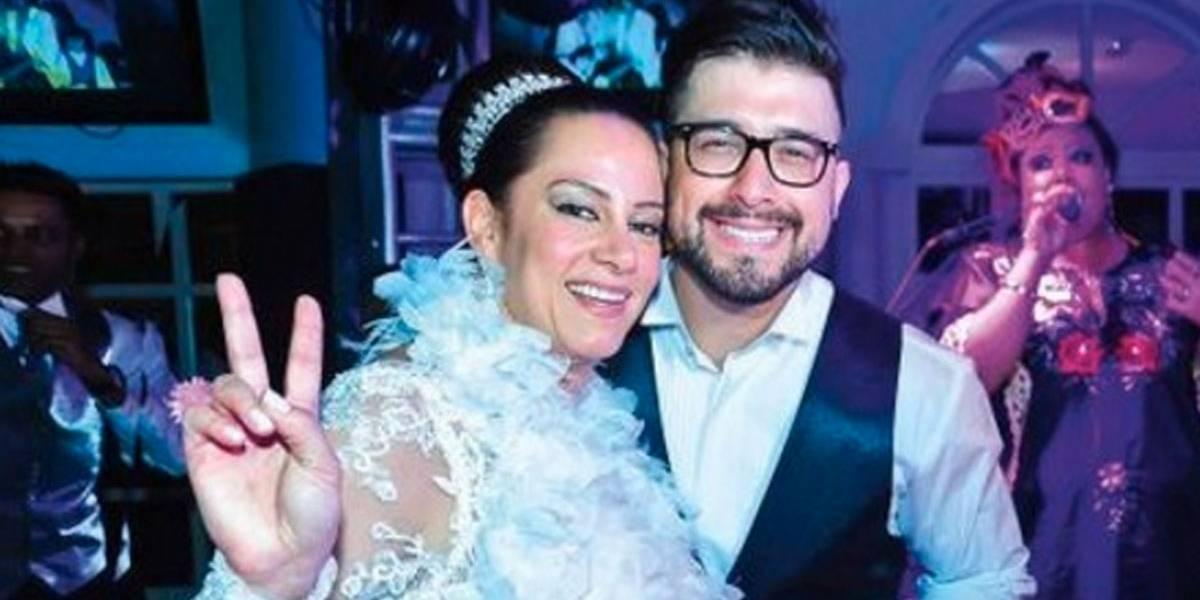 Filha de Silvio Santos homenageia marido após prisão