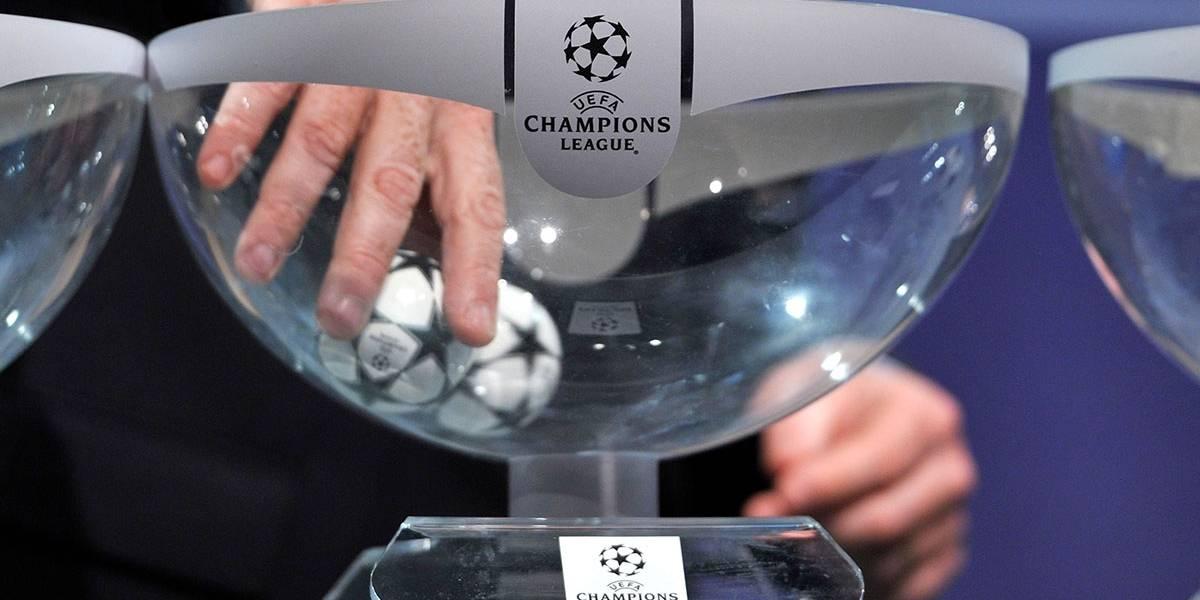 Todas las combinaciones posibles de los octavos de final en la Champions League