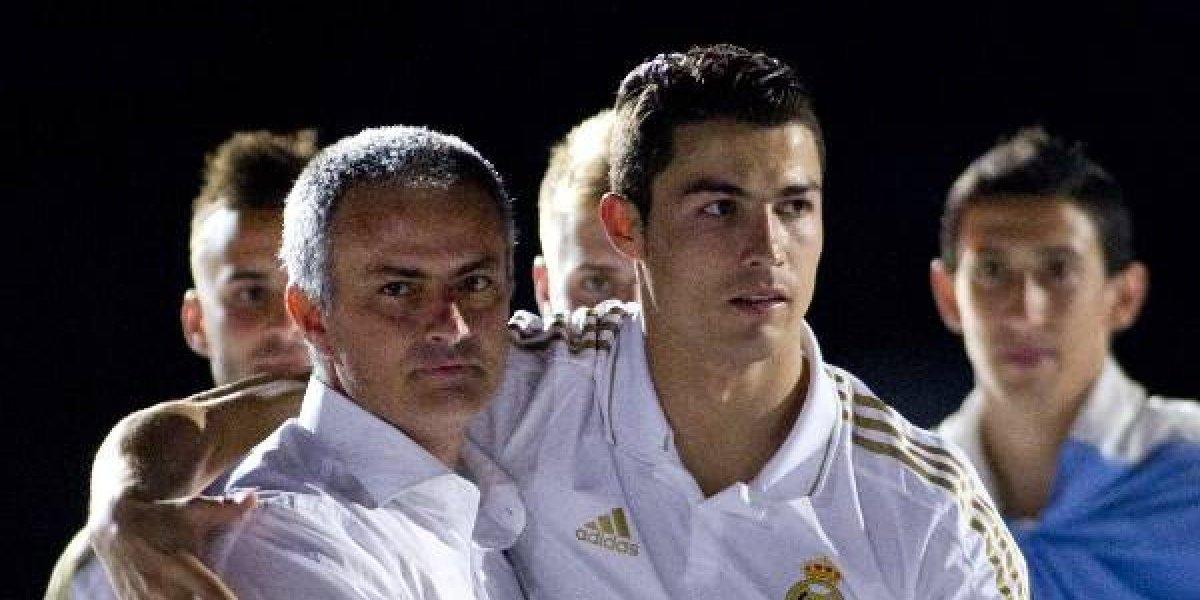 ¡Otro más! Mourinho se rinde a Cristiano Ronaldo y lo pone al nivel de Maradona y Pelé