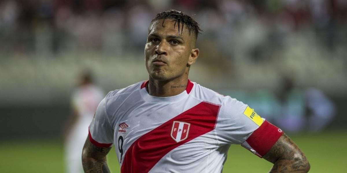 """""""Duro golpe"""": el lamento total en Perú por la sanción a Paolo Guerrero"""