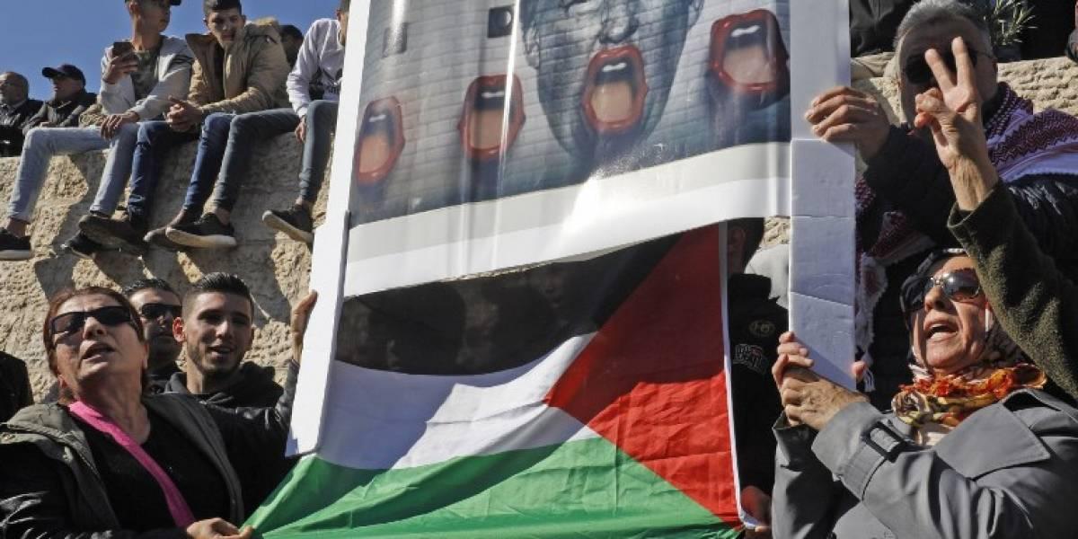 """""""Día de furia"""": Las protestas contra el anuncio de Trump sobre Jerusalén se extienden a lo largo del mundo árabe y musulmán"""