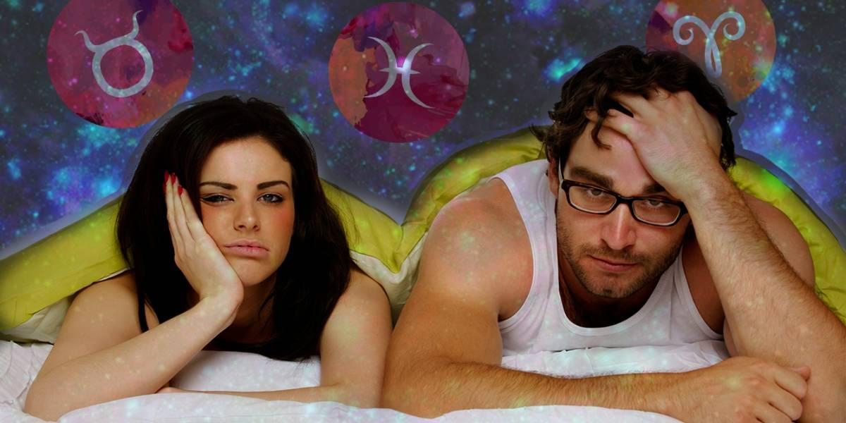 5 signos que por nada en el mundo se llevarían bien en la cama