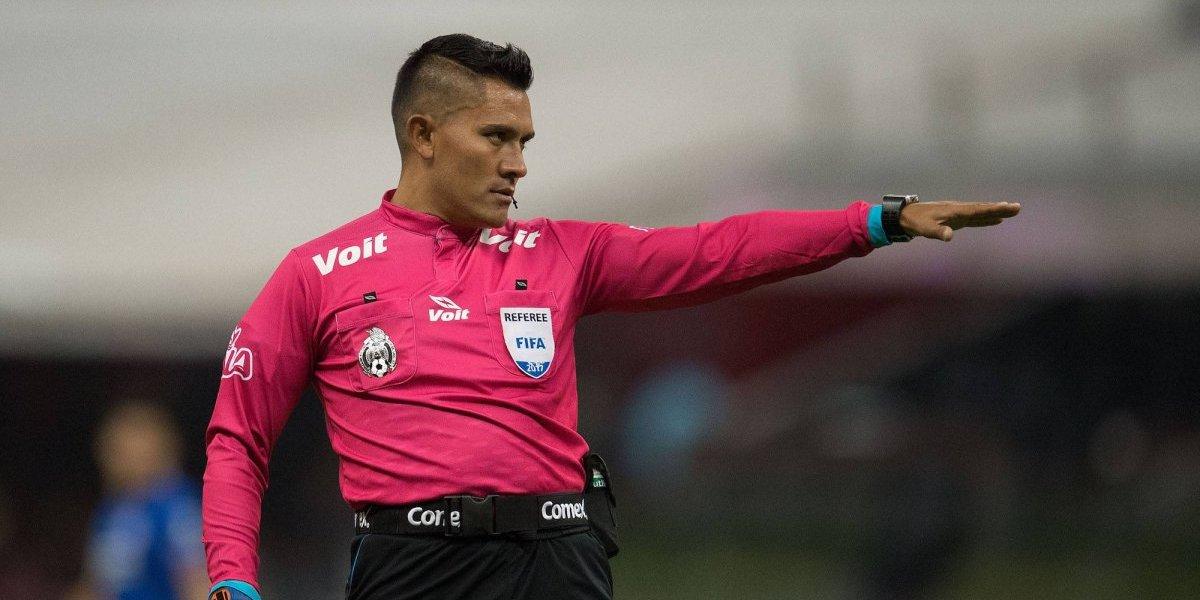 Listo el árbitro para el partido de vuelta entre Monterrey y Tigres