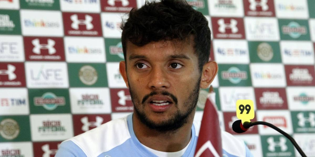 Palmeiras desiste de negociação com o Fluminense por Gustavo Scarpa
