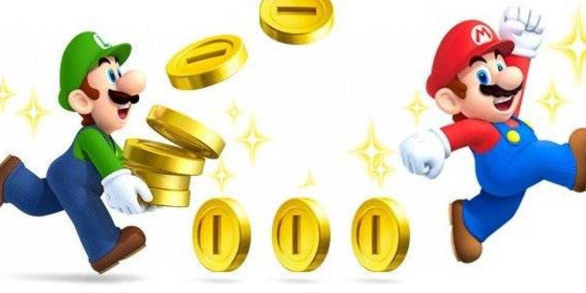 Conoce cuántas monedas hay en todos los títulos de Super Mario