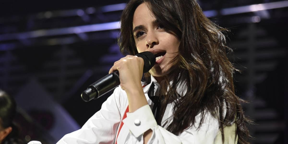 Camila Cabello, blanco de burlas por un tic en su ojo