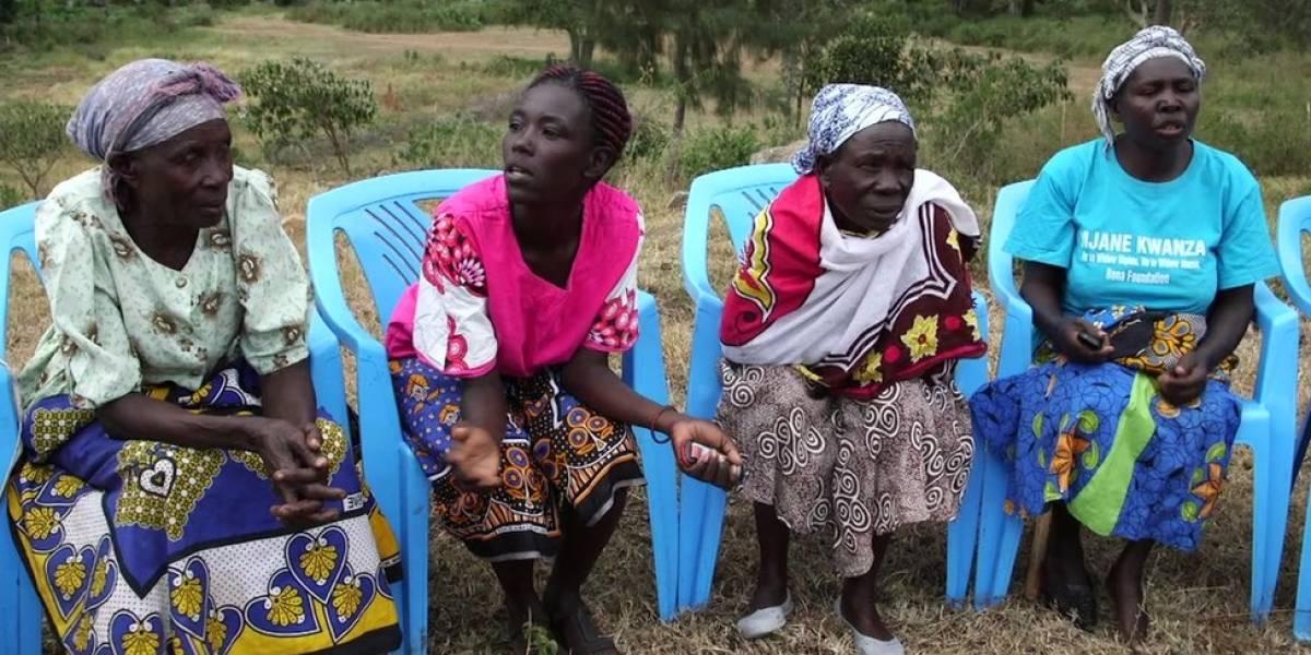 """Mulheres quenianas lutam contra ritual tradicional que exige sexo com estranhos para 'purificação"""" de viúvas"""
