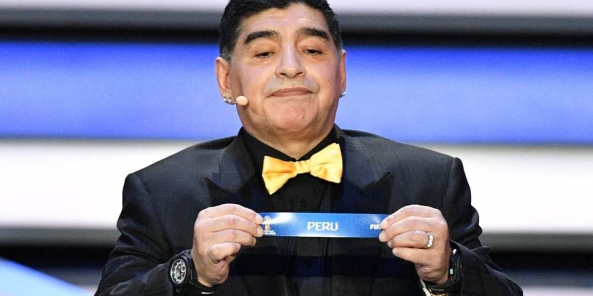 """VIDEO. Para Maradona, México """"no merece"""" ser sede del Mundial 2026"""